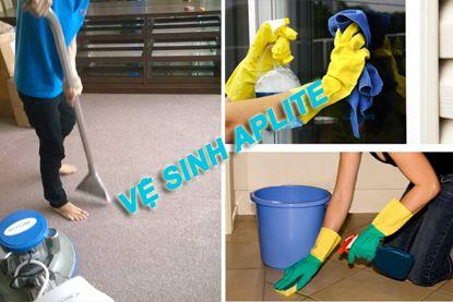 Dịch vụ vệ sinh nhà cửa tại quận 7