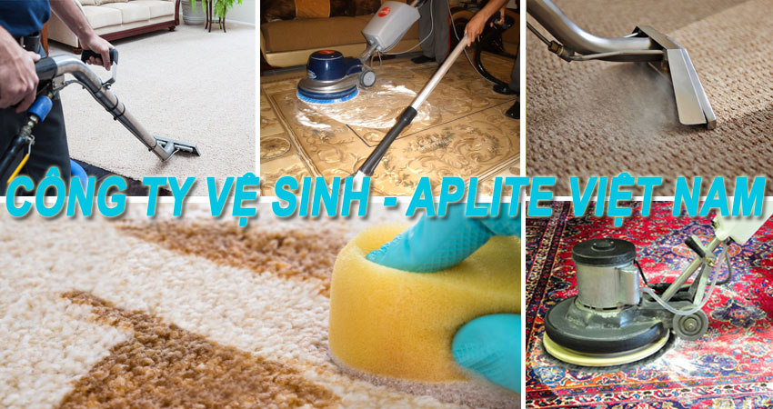 Dịch vụ giặt thảm tại nhà chuyên nghiệp, giá rẻ tại hcm