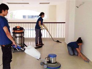 Dịch vụ vệ sinh nhà cửa tại quận Bình Chánh HCM