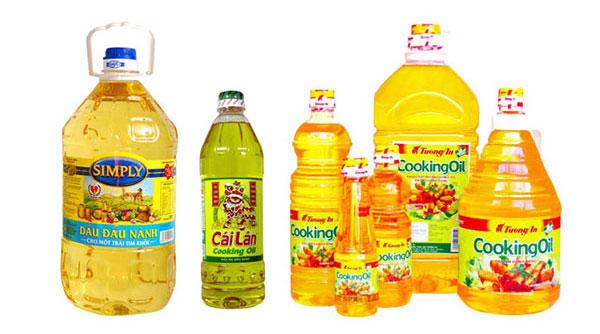 Các loại dầu ăn dùng để tẩy keo dính chuột