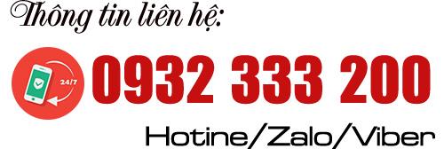 Hotline liên hệ sơn nhà 2020
