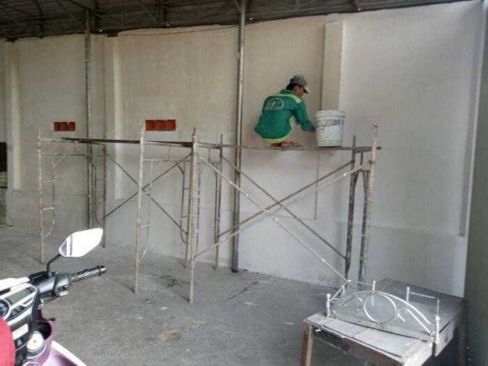 sơn sửa lại nhà