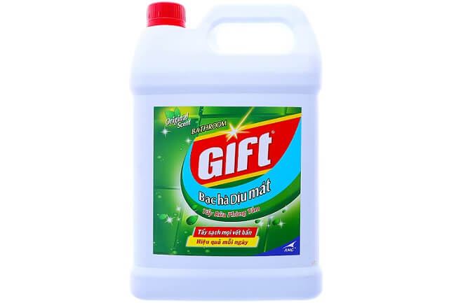 Nước Tẩy Rửa Phòng Tắm Gift