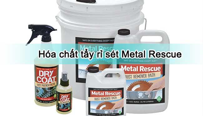 Hóa chất tẩy rỉ sét Metal Rescue