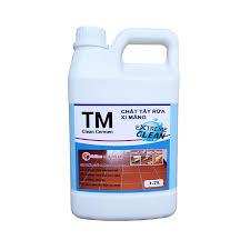 tẩy xi măng Tm-clean